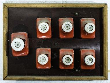 Vintage electrical fuse