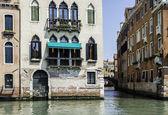 Fotografie alte Gebäude in Venedig