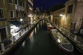 Fotografie Venedig in der Nacht