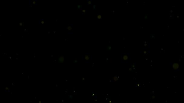 a háttér absztrakt karácsonyfa díszítő animált hó