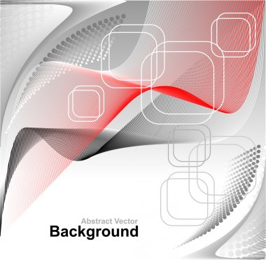 Abstract background in red grey white colors