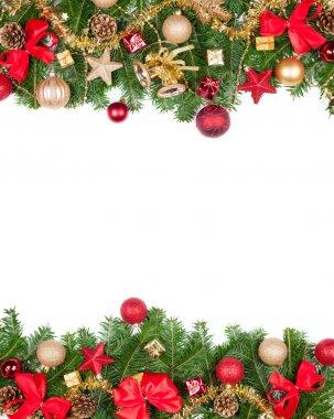 """Картина, постер, плакат, фотообои """"рождественский фон"""", артикул 14392365"""