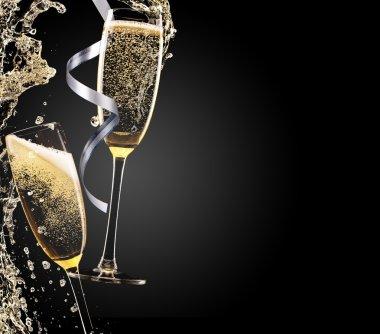 Champagne theme
