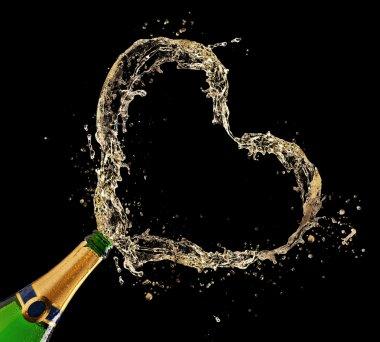 champagne concept