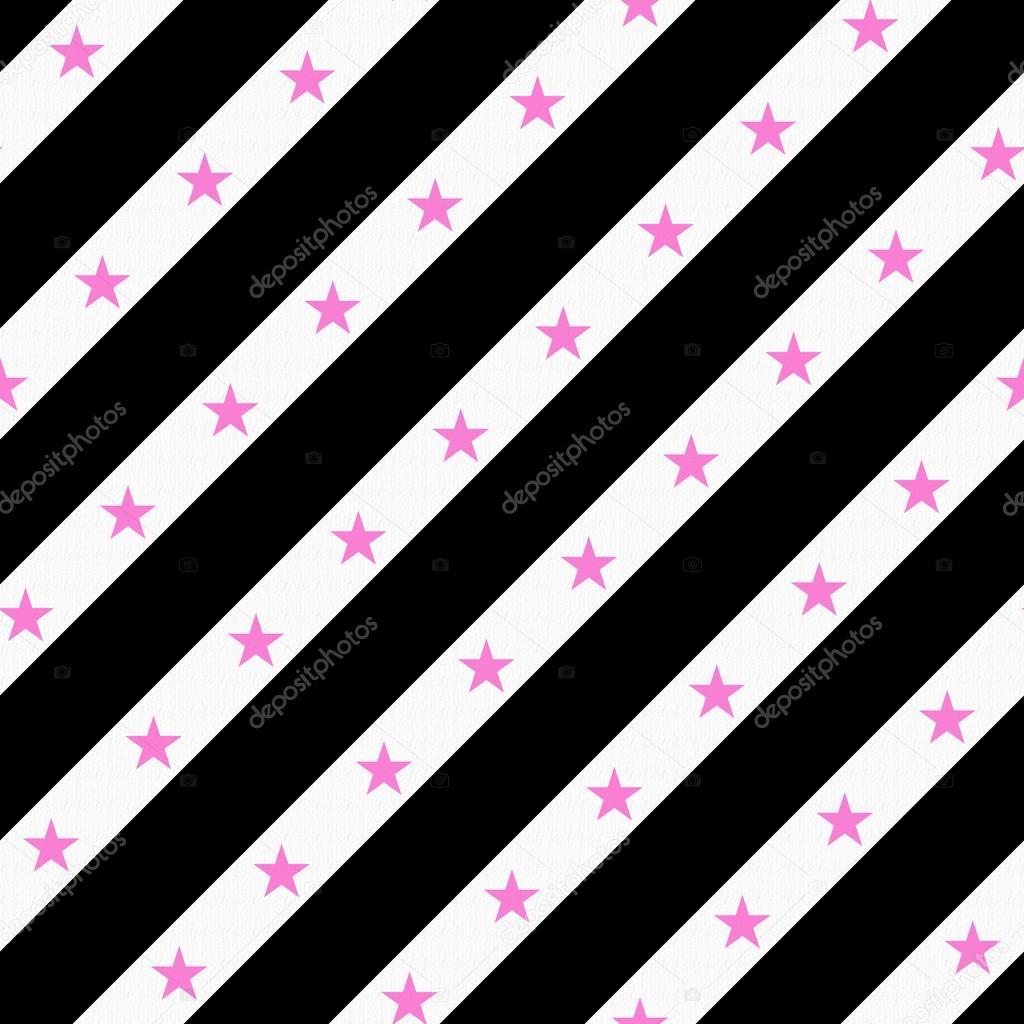 Sfondo Strisce Rosa E Bianco Sfondo Nero Rosa E Bianco A Strisce