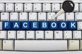 Ochrana informací facebook