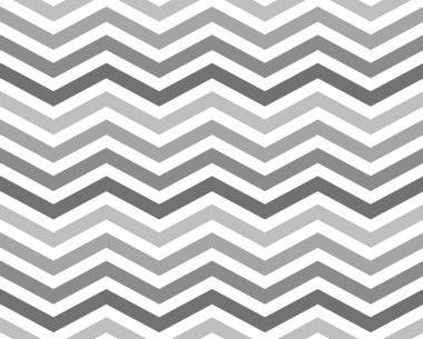 Gray Zigzag Pattern Background