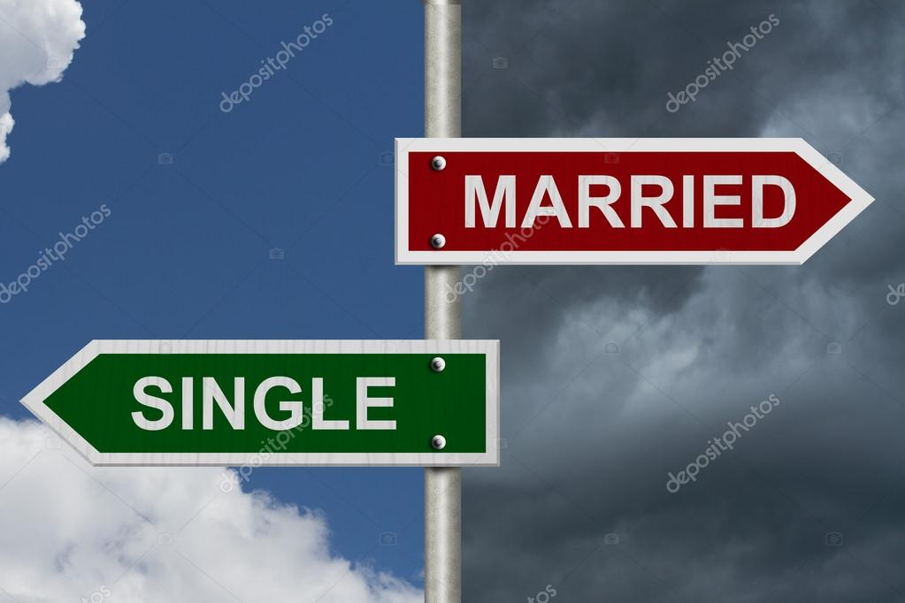 married versus single If you are raising a child on your own, is the grass always greener on the married side and if you share parenting with a partner, do you sometimes wish it was only you.