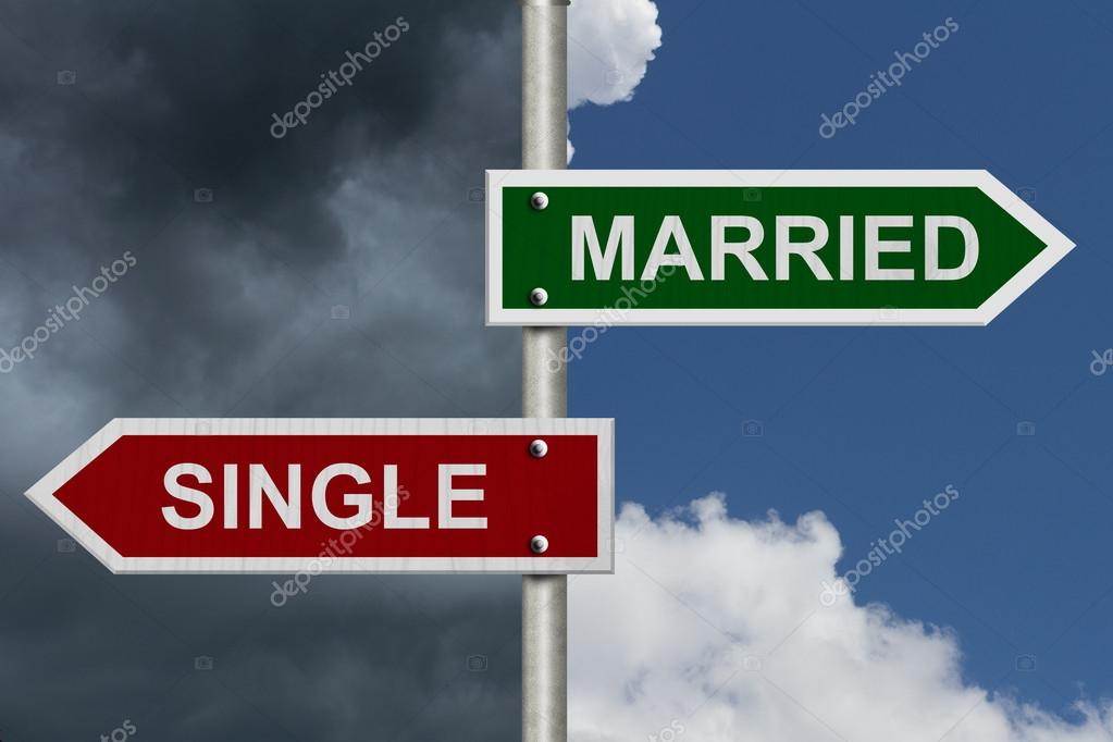 single people vs married There are a lot of misconceptions about single people in the modern-day workplace a former employer once brushed me off when i raised the issue of salary, telling me that because i was a single person with no children, my concerns couldn't really be about money—after all, i had no one else to support.
