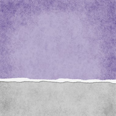 Square Light Purple Grunge Torn Textured Background