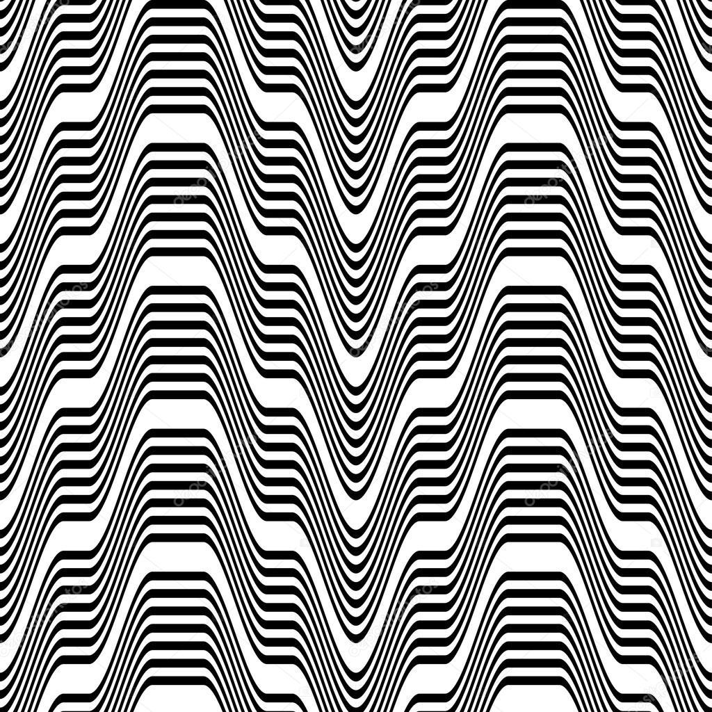 Mod le illusion d 39 optique avec le dessin g om trique image vectorielle silviapopa68 21667237 - Illusion optique dessin ...