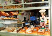 Chléb obchod