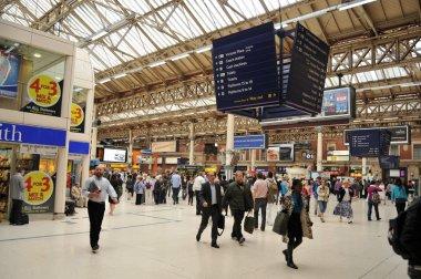 Victoria Station, London