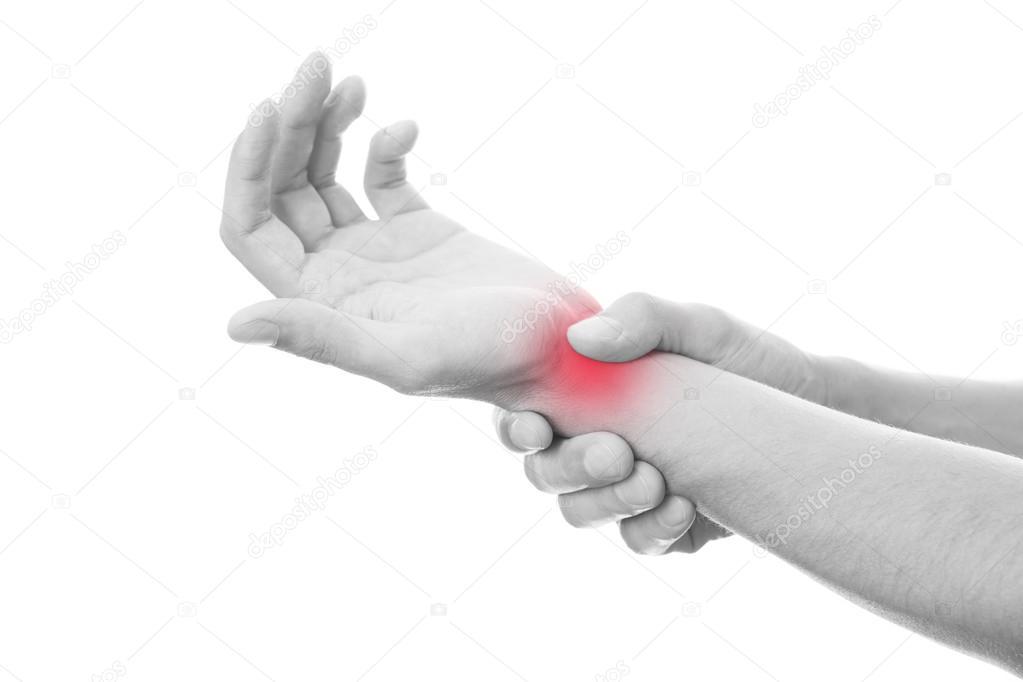 pijn gewrichten hand
