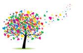 strom lásky