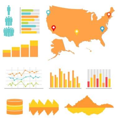 Infographics and statistics