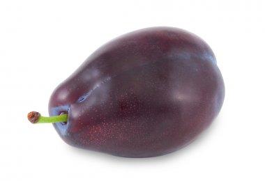 Ripe plum.
