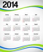 kalendář 2014