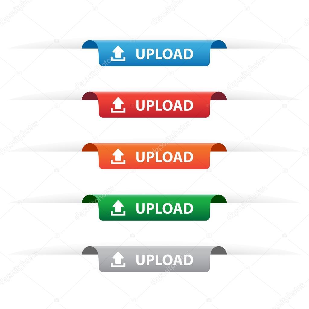 Upload paper tag labels