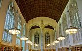 Fényképek Yale Egyetem Sterling könyvtár tanulmány-emlékcsarnok