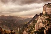 Fényképek Santa Cora kápolna barlang Fekete Madonna Monastery Montserrat