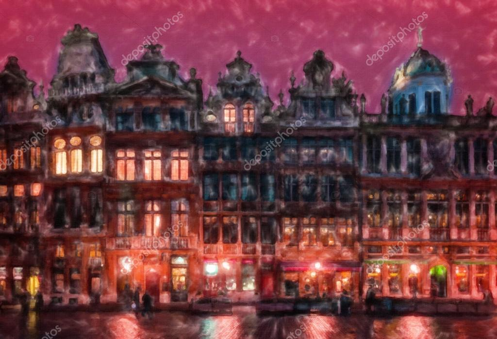 Haunted houses of Brussels