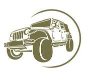 Fotografia simbolo di camion
