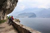 cykloturistika na jezero garda