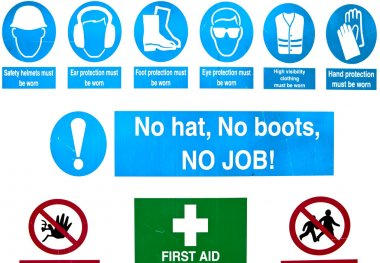 Building site safety