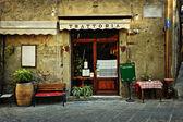 Fotografie italienisch  restaurant