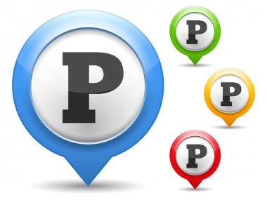 Parking Icons