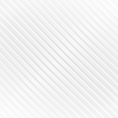 White Striped Background