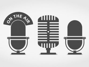 Microphone Icons