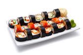 Japonské mořské plody