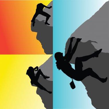 Climbers women