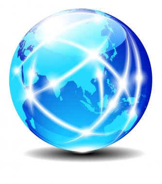 China and Asia, Global Communication Planet