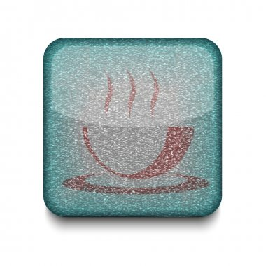 Vector cup of tea icon. Eps10. Easy to edit