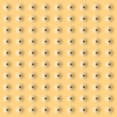Vector realistic cookie texture background. Eps10