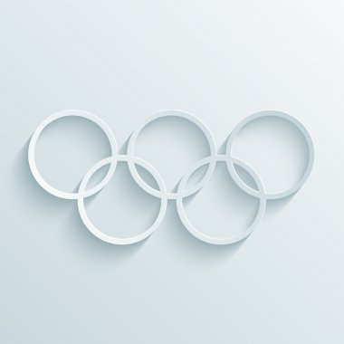 Vector Olympics background