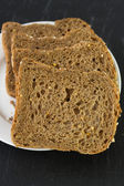 Chléb na desce
