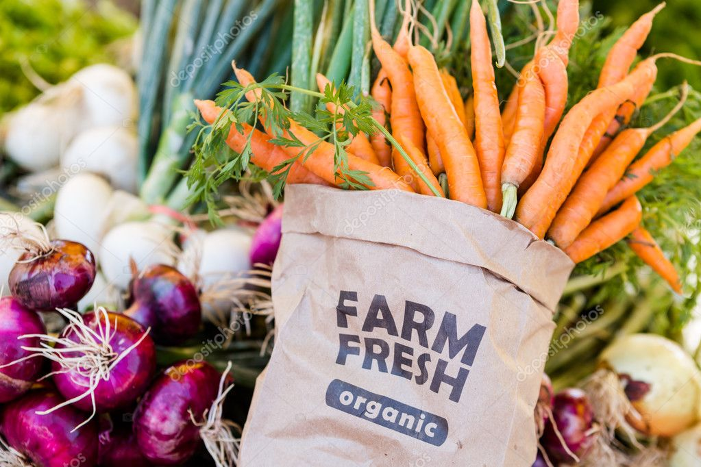 Fresh produce - vegetables