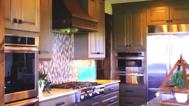 luxus belső - konyha