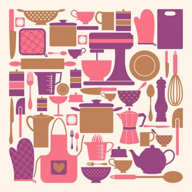Kitchen Items Collection