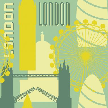 Seamless London Background