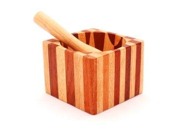 Wooden kitchen tool