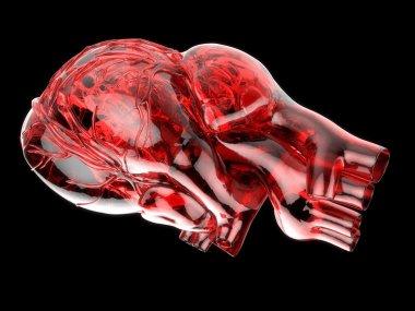 Artificial human heart