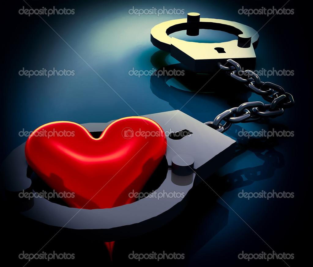Любовь в наручниках #1