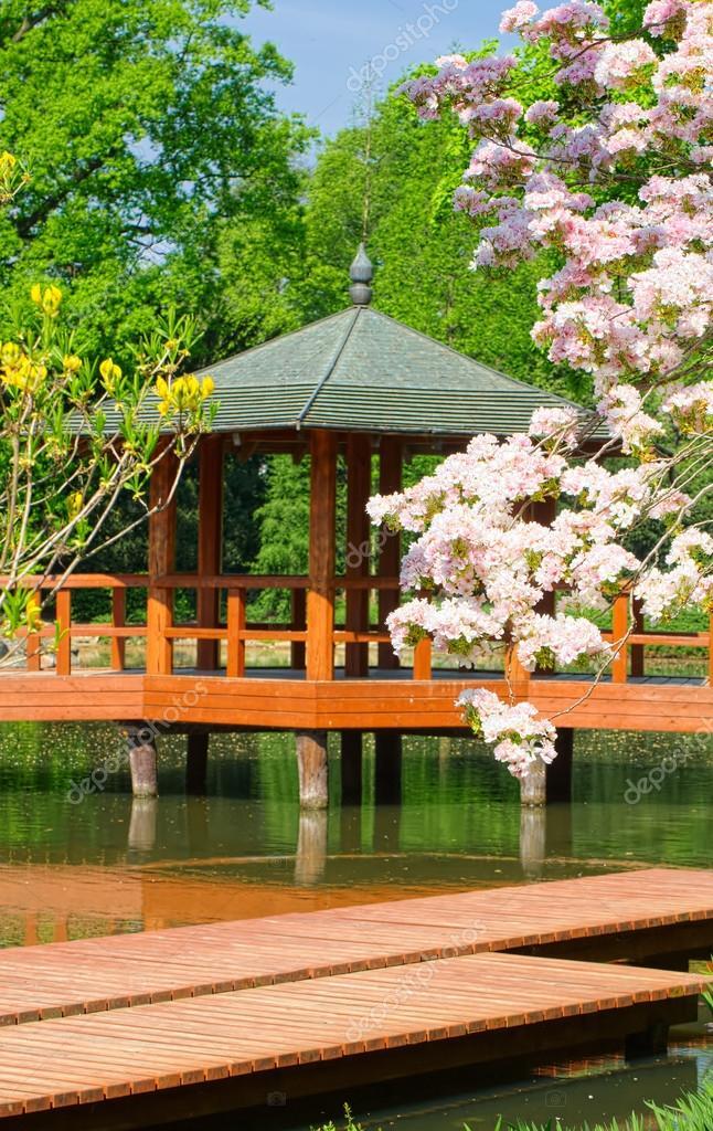 asian pagoda portrait whisper
