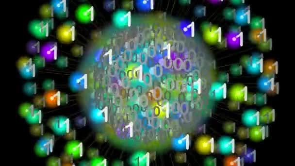 binární data v oblacích