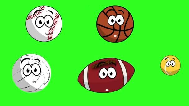 míče mluví